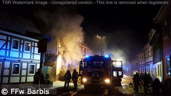 Brandeinsatz vom 21.02.2018  |  (C) Feuerwehr (2018)